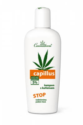 Capillus šampon s kofeinem exp.10/17