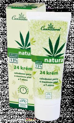 Natura - 24 krém pro normální pleť 75 g exp.8/17