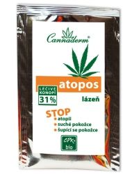 Atopos lázeň 10ml Simply You Pharmaceuticals a.s.