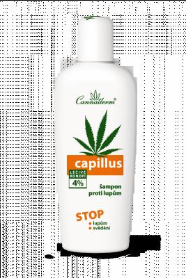 Capillus šampon proti lupům