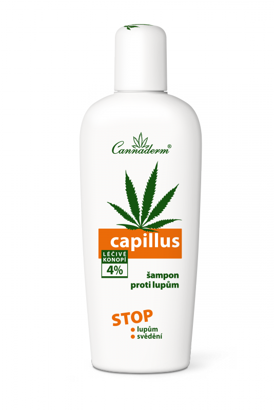 Capillus šampon proti lupům 150ml Simply You Pharmaceuticals a.s.