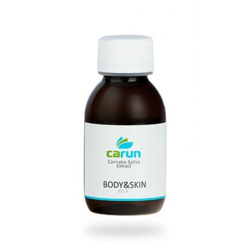Carun tělový a pleťový olej 100ml