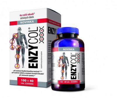 ENZYCOL DNA tob. 100+40 tab.