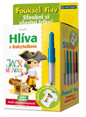 Imunit Hlíva ústřičná Pro Děti s Rakytníkem 60 tbl. JACK HLÍVÁK exp. 11/17