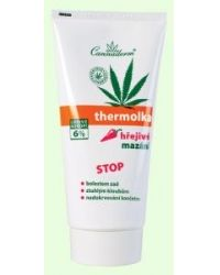 Thermolka - konopná mast 200ml exp. 9/17 Simply You Pharmaceuticals a.s.